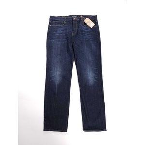 Lucky Brand 121 Slim Dark Wash Jeans